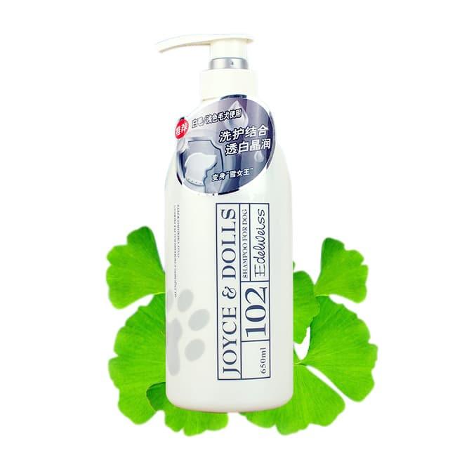 Sữa tắm Joyce  Dolls 102 Edelweiss 650ml