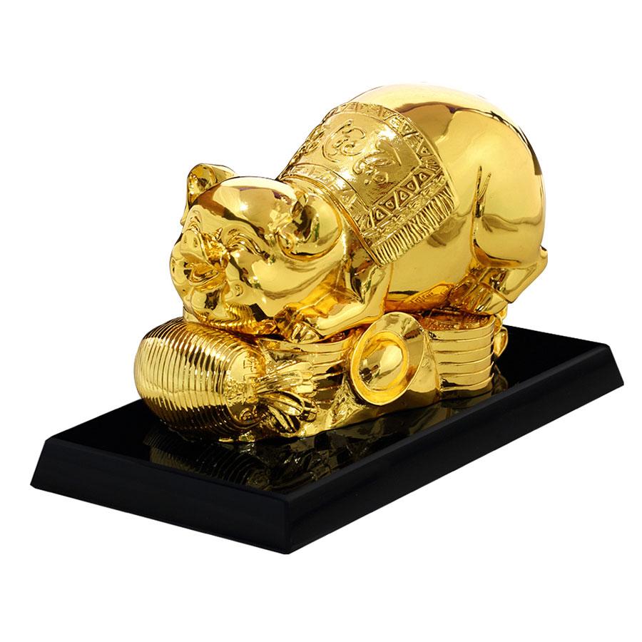 Quà tặng tết Kỷ Hợi 2019: Heo mạ vàng Phúc Lộc Phọ
