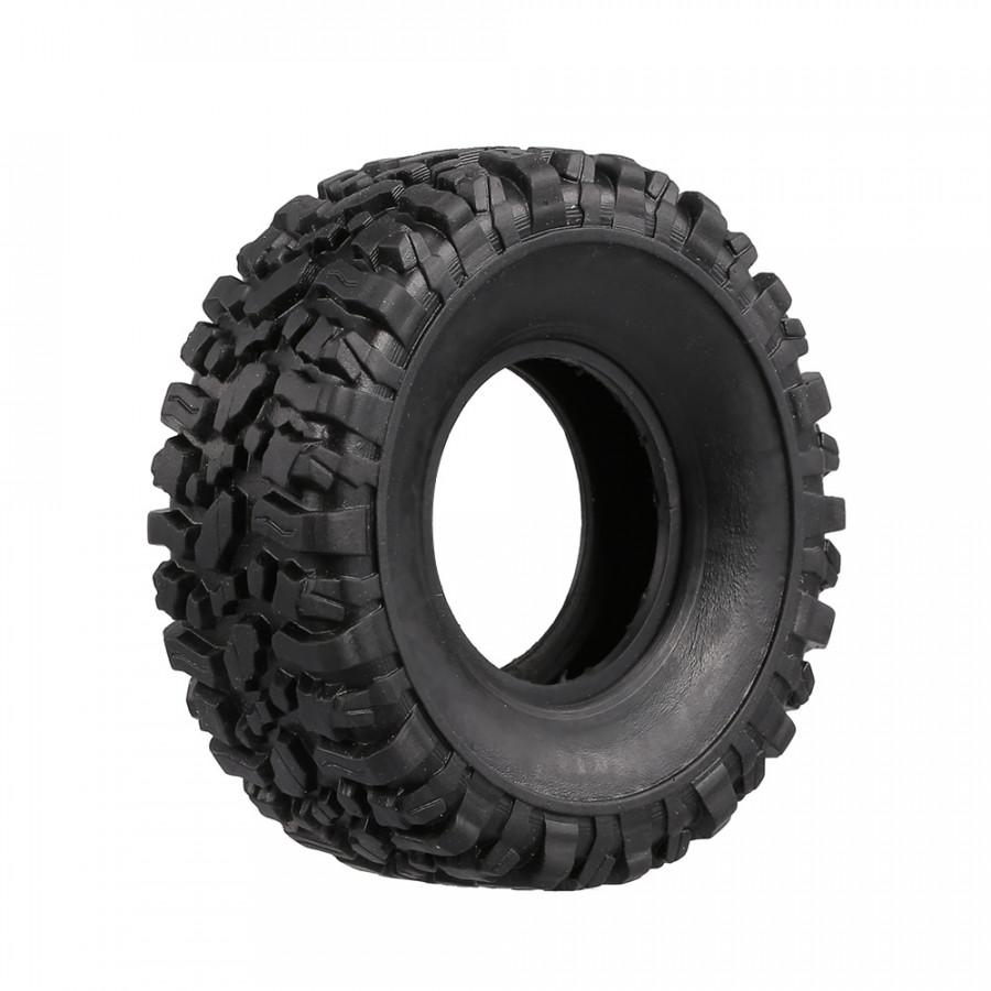 Lốp Xe Mô Hình (4 Cái 65mm)