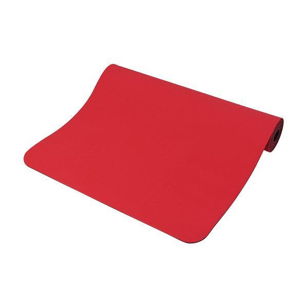 Thảm Tập Yoga ECO TPE 6mm 2 lớp Đại Nam Sport (Đỏ Cam)