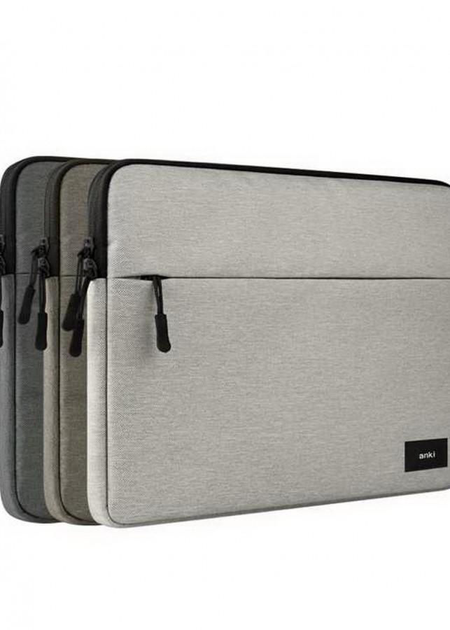 Túi chống sốc cho macbook, laptop 13 inch thương hiệu Anki - Xanh