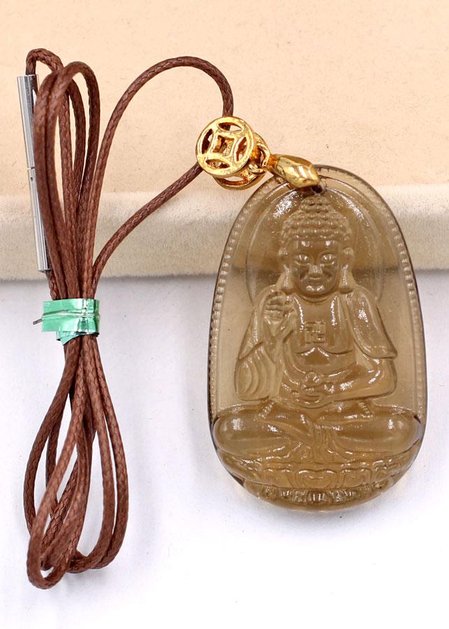 Mặt dây chuyền Phật A Di Đà đá obsidian 3 cm MPOBK7 - Phật bản mệnh tuổi Tuất, Hợi - Sản phẩm có kích thước... - 835873 , 6101792637819 , 62_12372359 , 270000 , Mat-day-chuyen-Phat-A-Di-Da-da-obsidian-3-cm-MPOBK7-Phat-ban-menh-tuoi-Tuat-Hoi-San-pham-co-kich-thuoc...-62_12372359 , tiki.vn , Mặt dây chuyền Phật A Di Đà đá obsidian 3 cm MPOBK7 - Phật bản mệnh tuổi