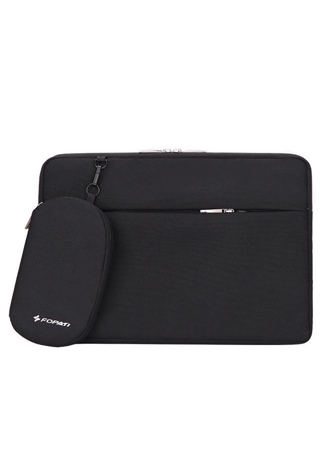 Túi chống sốc cho laptop kèm túi phụ rời