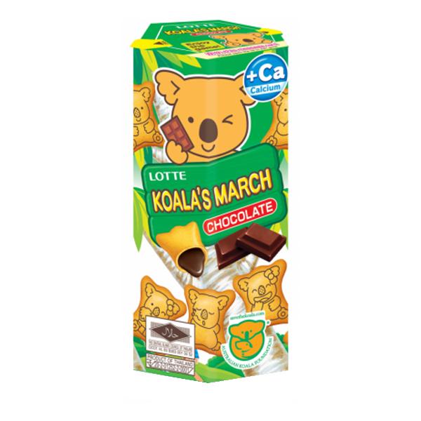 Lốc 6 Bánh Gấu Lotte Koala's March Nhân Socola (37g) - 1636755 , 1875715626864 , 62_11397682 , 106000 , Loc-6-Banh-Gau-Lotte-Koalas-March-Nhan-Socola-37g-62_11397682 , tiki.vn , Lốc 6 Bánh Gấu Lotte Koala's March Nhân Socola (37g)