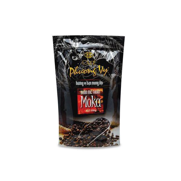 Cà phê Buôn Mê Thuột MoKa 500g - Phương Vy - 960525 , 9319623625370 , 62_2239201 , 58000 , Ca-phe-Buon-Me-Thuot-MoKa-500g-Phuong-Vy-62_2239201 , tiki.vn , Cà phê Buôn Mê Thuột MoKa 500g - Phương Vy