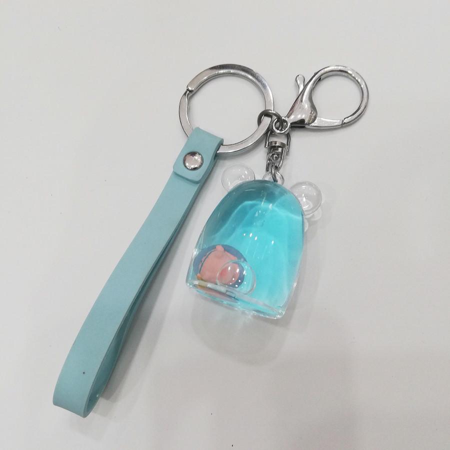 Móc khóa hình gấu có nước và heo nhỏ bên trong màu xanh, phối dây da xanh - 1711186 , 6162969326240 , 62_11895368 , 120000 , Moc-khoa-hinh-gau-co-nuoc-va-heo-nho-ben-trong-mau-xanh-phoi-day-da-xanh-62_11895368 , tiki.vn , Móc khóa hình gấu có nước và heo nhỏ bên trong màu xanh, phối dây da xanh