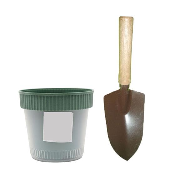 Combo Chậu trồng cây 2 lớp + Xẻng làm vườn cầm tay cán gỗ nội địa Nhật Bản - Giao màu ngẫu nhiên - 6055796 , 1104115016839 , 62_8090256 , 173900 , Combo-Chau-trong-cay-2-lop-Xeng-lam-vuon-cam-tay-can-go-noi-dia-Nhat-Ban-Giao-mau-ngau-nhien-62_8090256 , tiki.vn , Combo Chậu trồng cây 2 lớp + Xẻng làm vườn cầm tay cán gỗ nội địa Nhật Bản - Giao màu