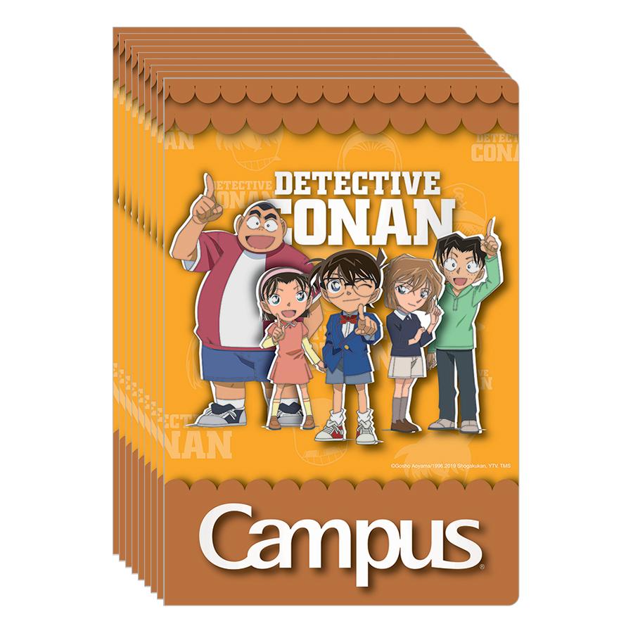 Lốc 10 Cuốn Vở Campus Conan 1B Team NB-BCOB48 - ĐL 120 (48 Trang) - Mẫu Ngẫu Nhiên - 7497183 , 1223323464338 , 62_16035712 , 183000 , Loc-10-Cuon-Vo-Campus-Conan-1B-Team-NB-BCOB48-DL-120-48-Trang-Mau-Ngau-Nhien-62_16035712 , tiki.vn , Lốc 10 Cuốn Vở Campus Conan 1B Team NB-BCOB48 - ĐL 120 (48 Trang) - Mẫu Ngẫu Nhiên