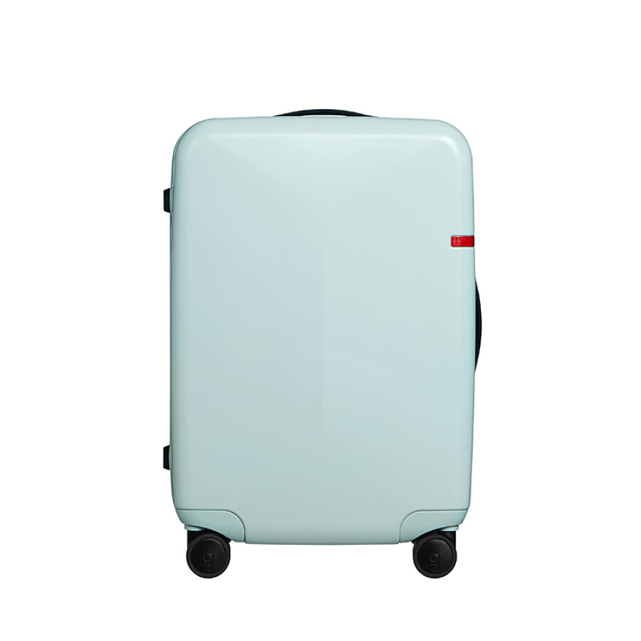 Gotrip luggage bag 28 inch frosted mint green small fresh trolley case female student light suitcase universal wheel