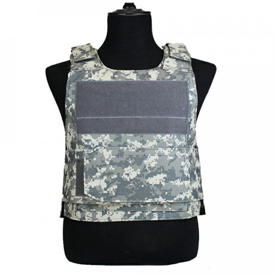Outdoor Equipment Genuine Lightweight Vest Bulletproof Protective Comba Tactic Life Protect Safety Body Armor
