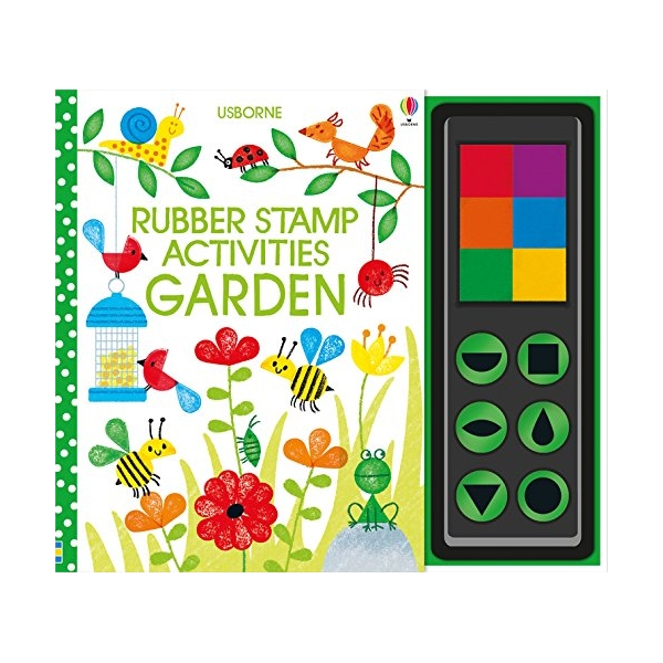 Rubber Stamp Activities Garden