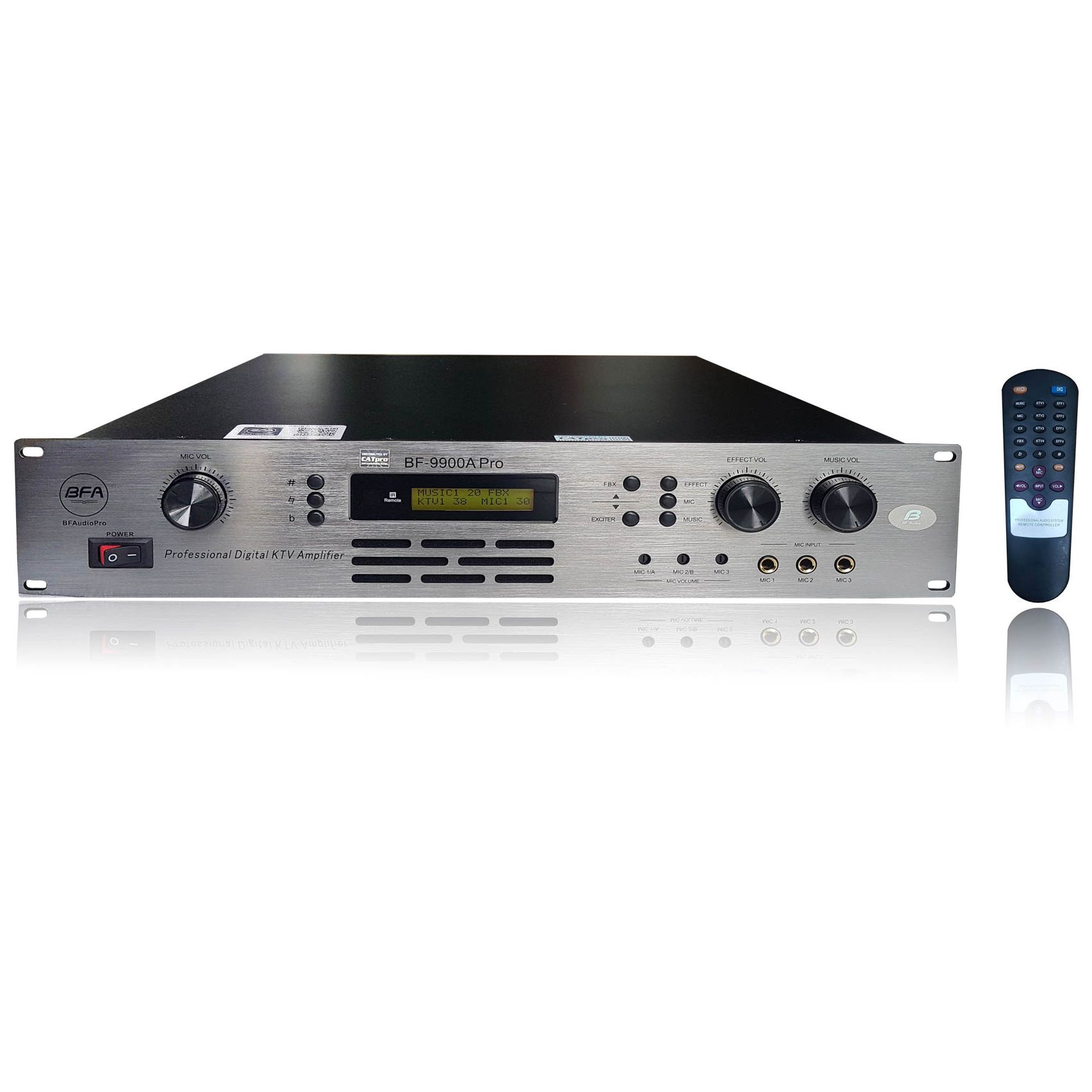 Amply Audio Pro BFAUDIO K9900A Pro