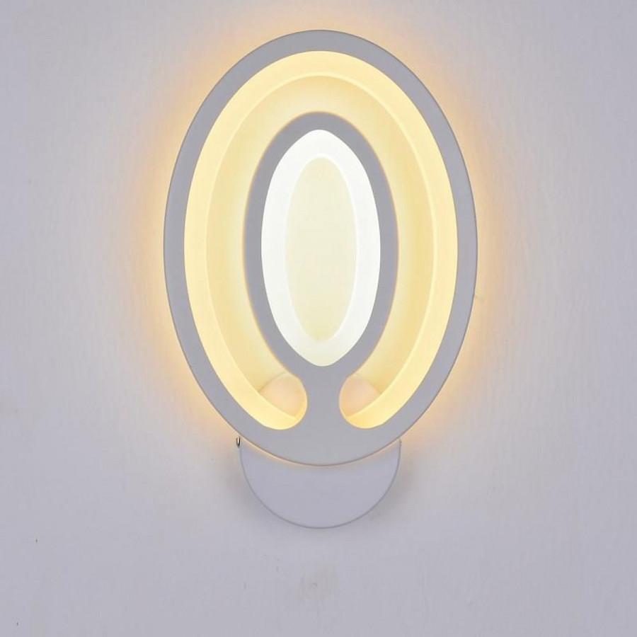 Đèn trang trí - đèn tường Led mâm hoa hướng dương TULH002