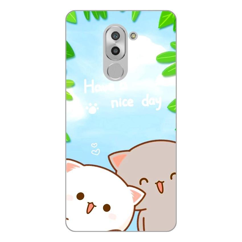 Ốp lưng dẻo cho Huawei GR5 2017_Nice Day
