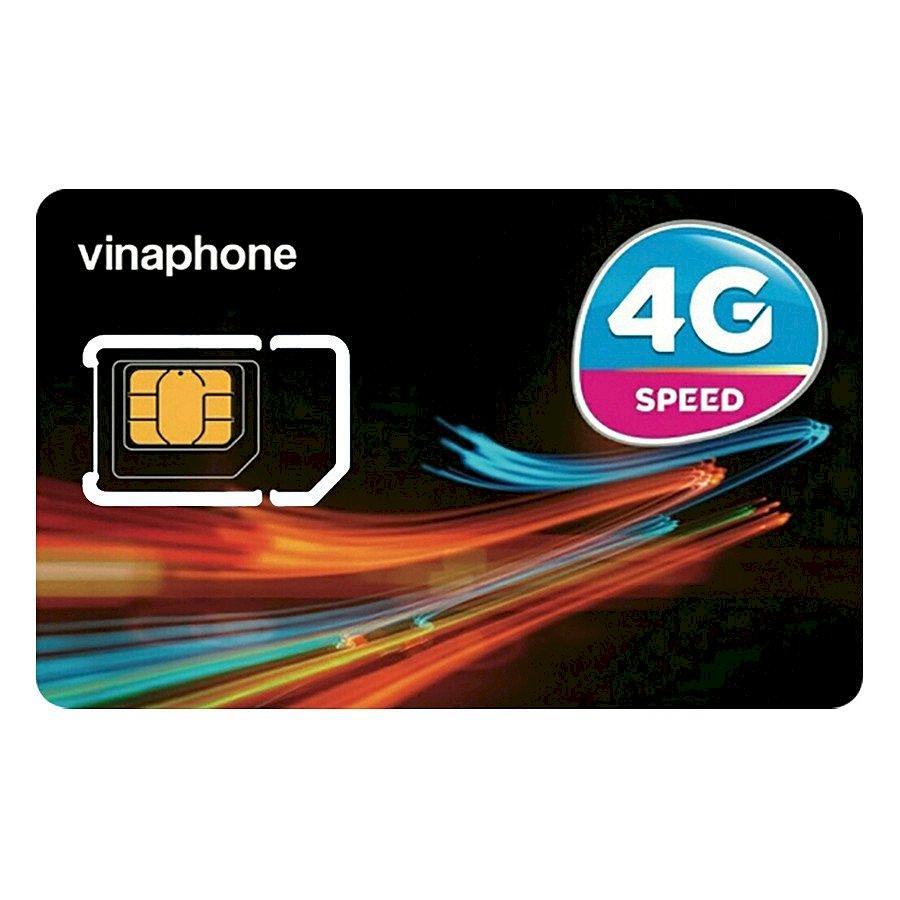 Sim 4G Vinaphone V89 Tặng 2GB/Ngày Miễn Phí Gọi Nội Mạng Đầu Số 09  - Hàng Chính Hãng