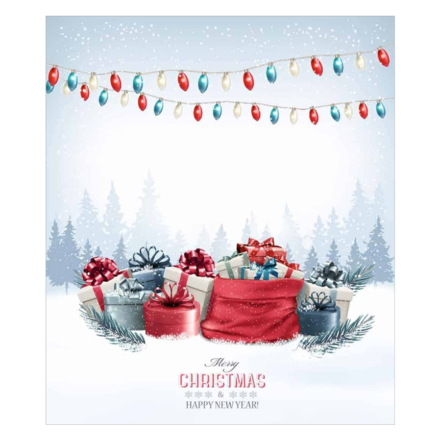 Tranh [Noel] Hohoho 5
