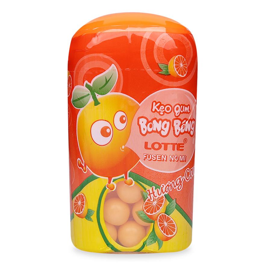 Kẹo Gum Fusen Nomi Hương Cam (15g)