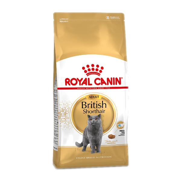 Thức Ăn Cho Mèo Royal Canin British Shorthair Adult (2kg)