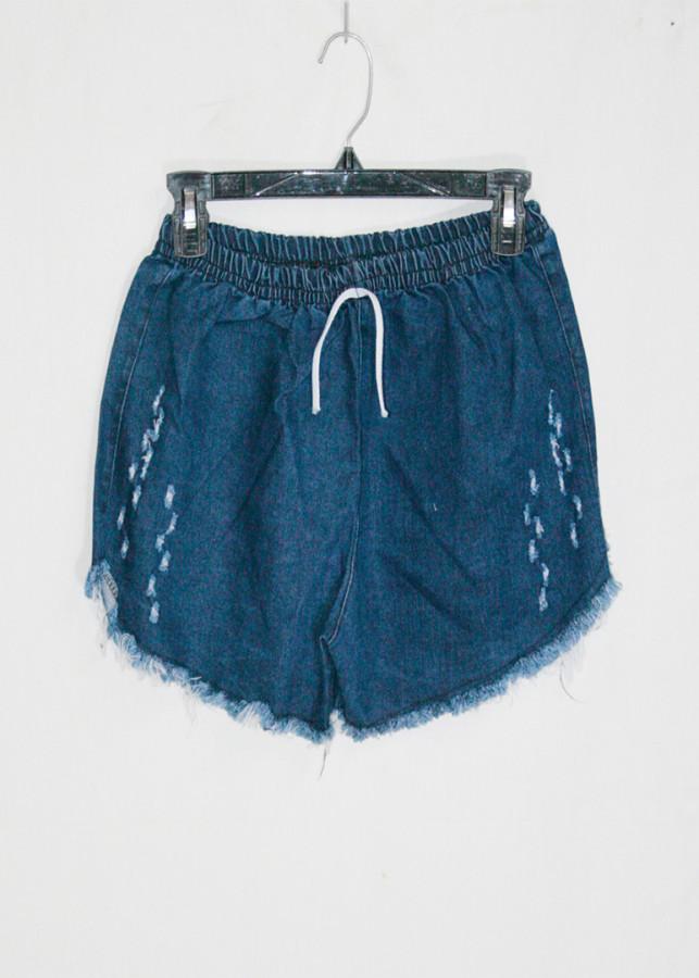 Quần Short Jean Nữ 0551