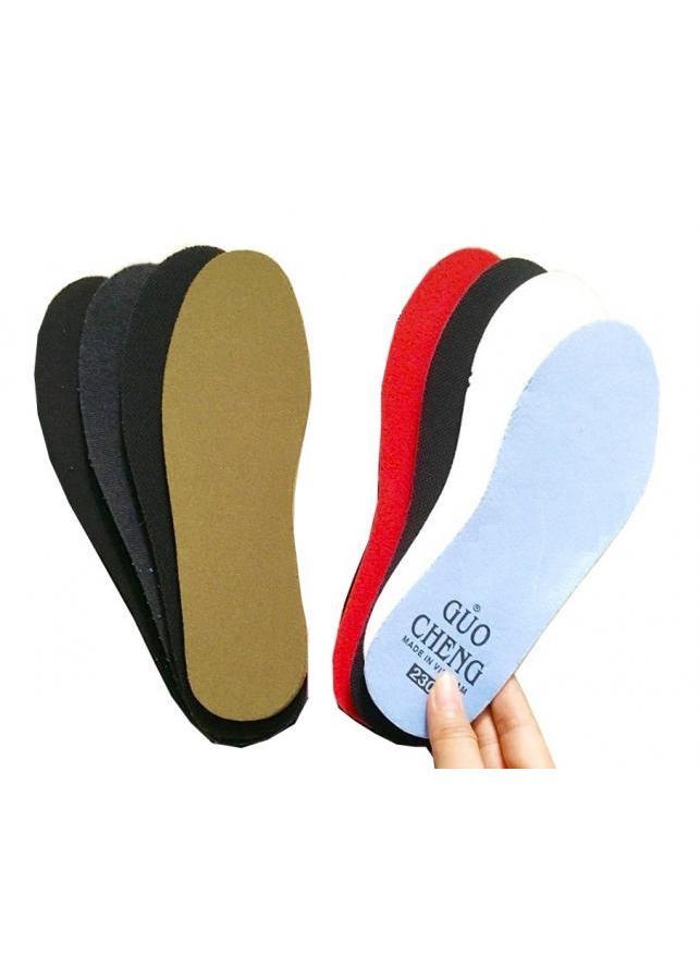 Combo 4 cặp Lót giày êm chân Size Nữ - Màu ngẫu nhiên - 1981099 , 9816502881136 , 62_2730229 , 85000 , Combo-4-cap-Lot-giay-em-chan-Size-Nu-Mau-ngau-nhien-62_2730229 , tiki.vn , Combo 4 cặp Lót giày êm chân Size Nữ - Màu ngẫu nhiên