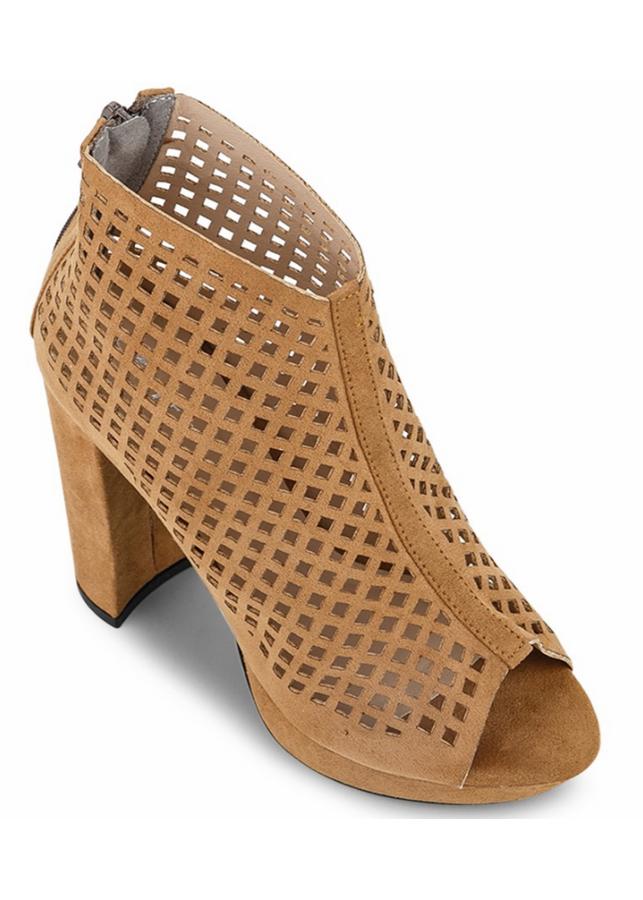 Giày Cao Gót Nữ Lưới