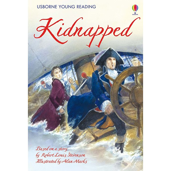 Usborne Young Reading Series Three: Kidnapped