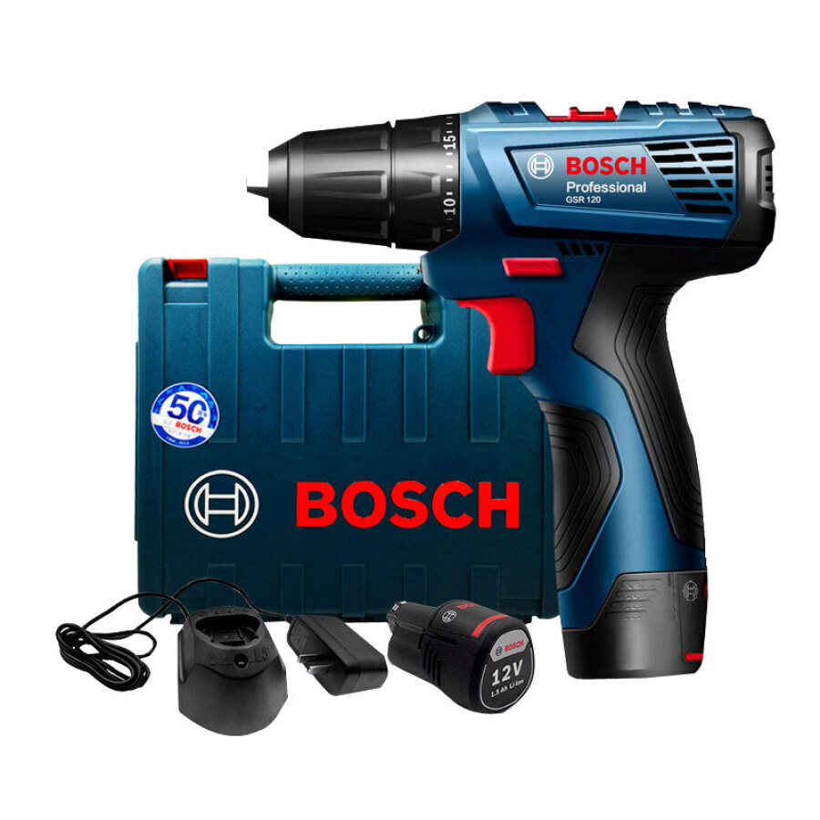 Máy Khoan Bosch (BOSCH) GSR 120-Li