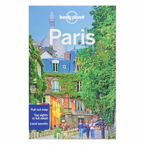 Lonely Planet Paris (Travel Guide) - 1708298 , 9800325984389 , 62_11863545 , 606000 , Lonely-Planet-Paris-Travel-Guide-62_11863545 , tiki.vn , Lonely Planet Paris (Travel Guide)
