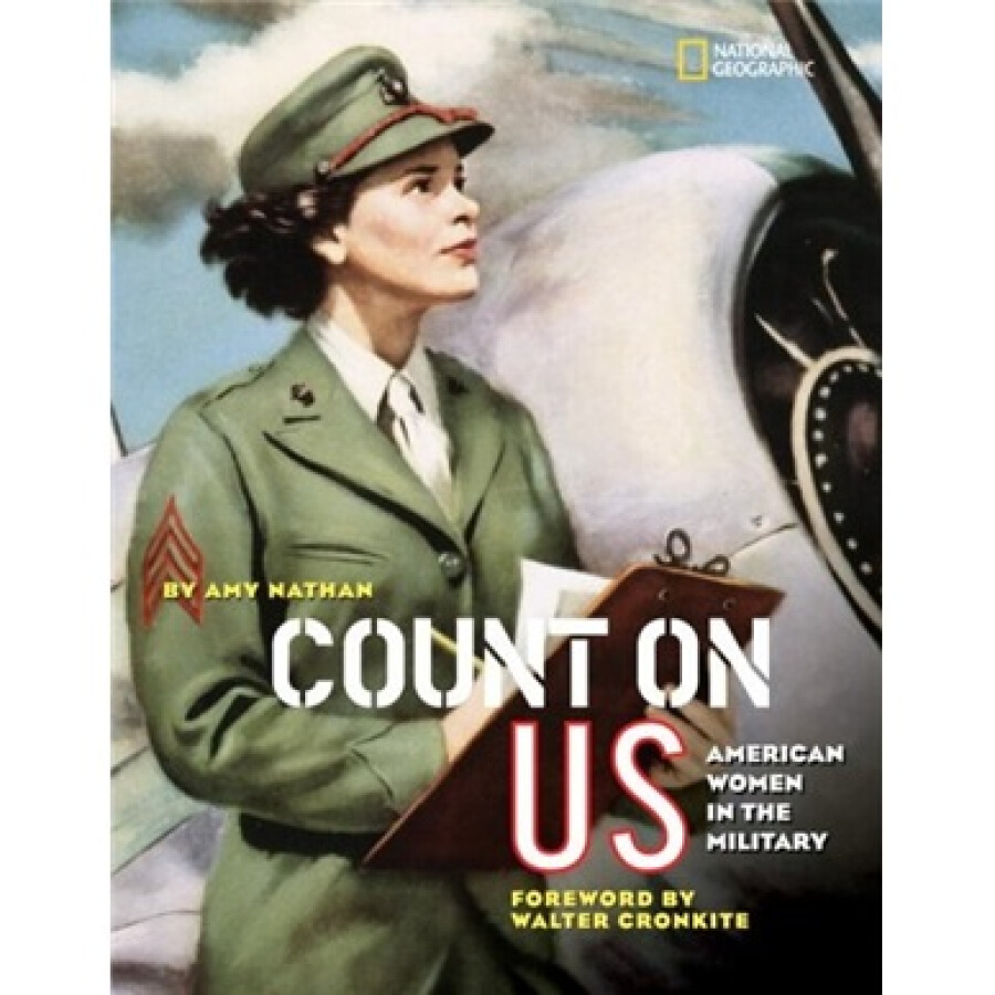 Count on Us: American Women in the Military - 1317207 , 6261918434736 , 62_5299633 , 350000 , Count-on-Us-American-Women-in-the-Military-62_5299633 , tiki.vn , Count on Us: American Women in the Military
