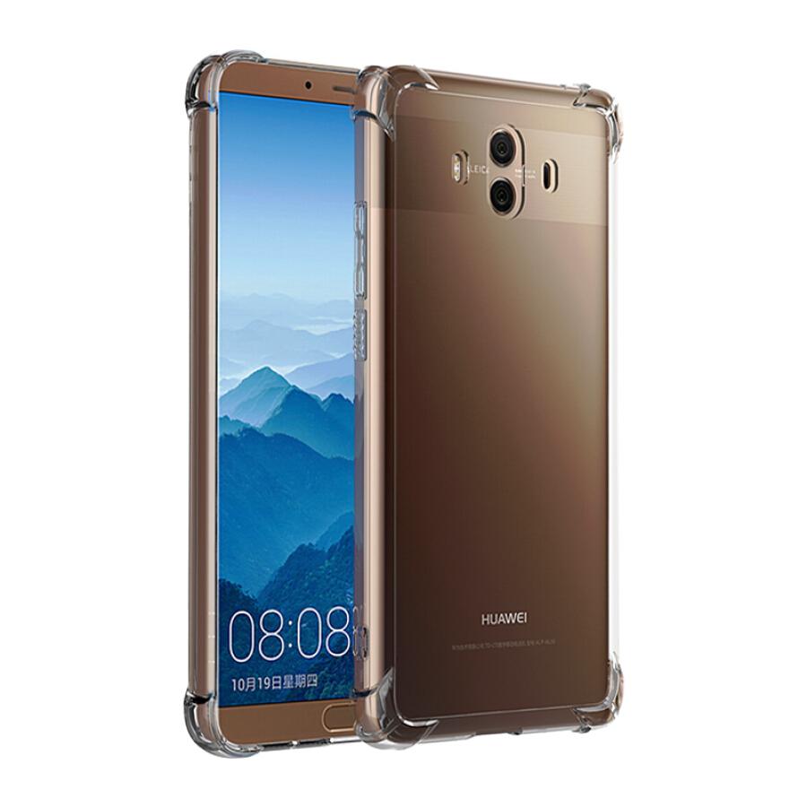 Ốp Dẻo Điện Thoại Huawei Mate10 ESCASE - Bảo Vệ Toàn Diện, Chống Rơi Vỡ