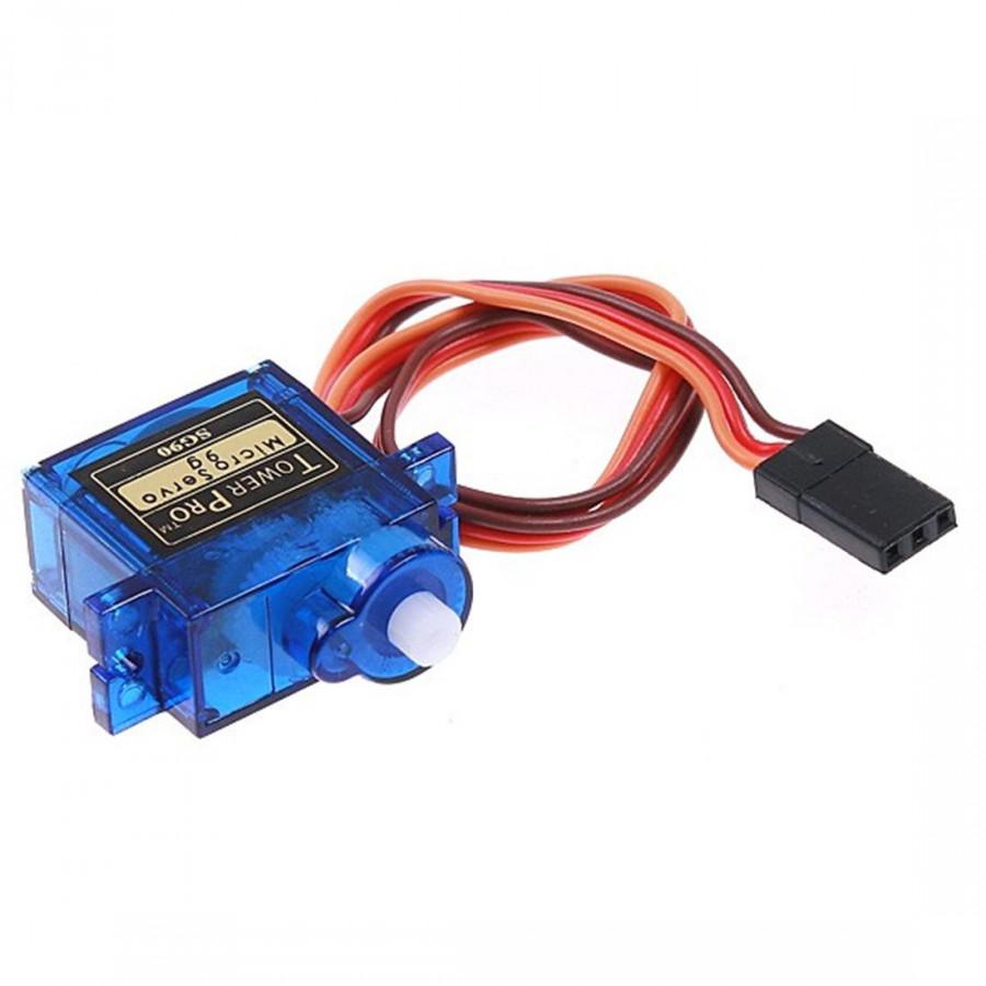 Micro Servo Điều Khiển SG90 Cho Trực Thăng Mô Hình Điều Khiển Từ Xa RC