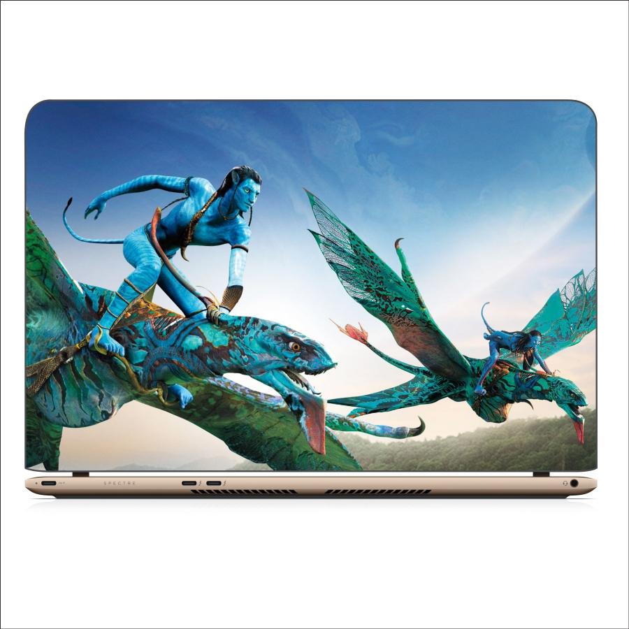 Miếng Dán Skin In Decal Dành Cho Laptop - Avatar 2 - Mã: 101118