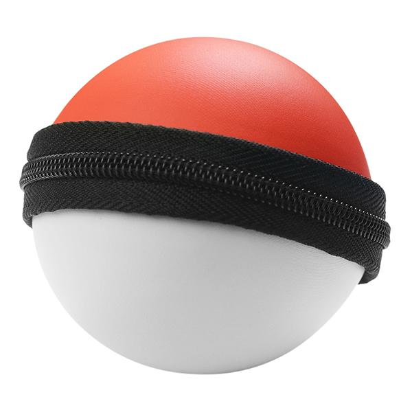 Túi Đựng Pokeball Đen (8.3 x 7.8 x 7.2cm)