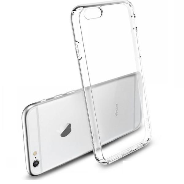 Ốp lưng iPhone 6 Plus / 6S Plus SGP (Spigen) Crytal trong suốt-Chính hãng - 1878066 , 8316345150068 , 62_14324868 , 440000 , Op-lung-iPhone-6-Plus--6S-Plus-SGP-Spigen-Crytal-trong-suot-Chinh-hang-62_14324868 , tiki.vn , Ốp lưng iPhone 6 Plus / 6S Plus SGP (Spigen) Crytal trong suốt-Chính hãng
