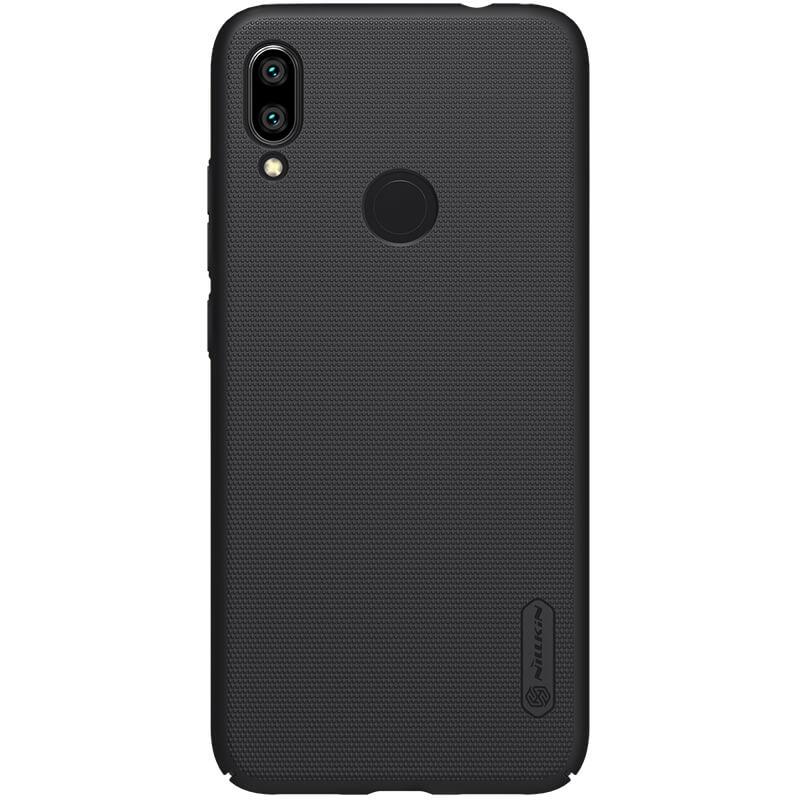 Ốp lưng cứng Nillkin cho Xiaomi Redmi Note 7 (Đen) - Hàng chính hãng