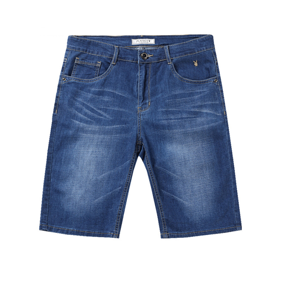 Quần Short Nam Denim PLAYBOY DH17180350