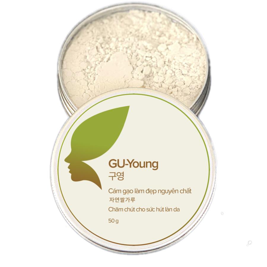 Tinh bột cám gạo làm đẹp GU-Young - Chăm chút cho sức hút làn da (50g)