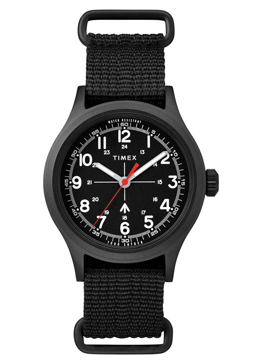 Đồng hồ Nam Timex Timex x Todd Snyder Military Inspired Fabric Strap Watch with Extra Strap - TWG017600 (40mm) - 1538891 , 8460222291211 , 62_9727838 , 5340000 , Dong-ho-Nam-Timex-Timex-x-Todd-Snyder-Military-Inspired-Fabric-Strap-Watch-with-Extra-Strap-TWG017600-40mm-62_9727838 , tiki.vn , Đồng hồ Nam Timex Timex x Todd Snyder Military Inspired Fabric Strap Wa