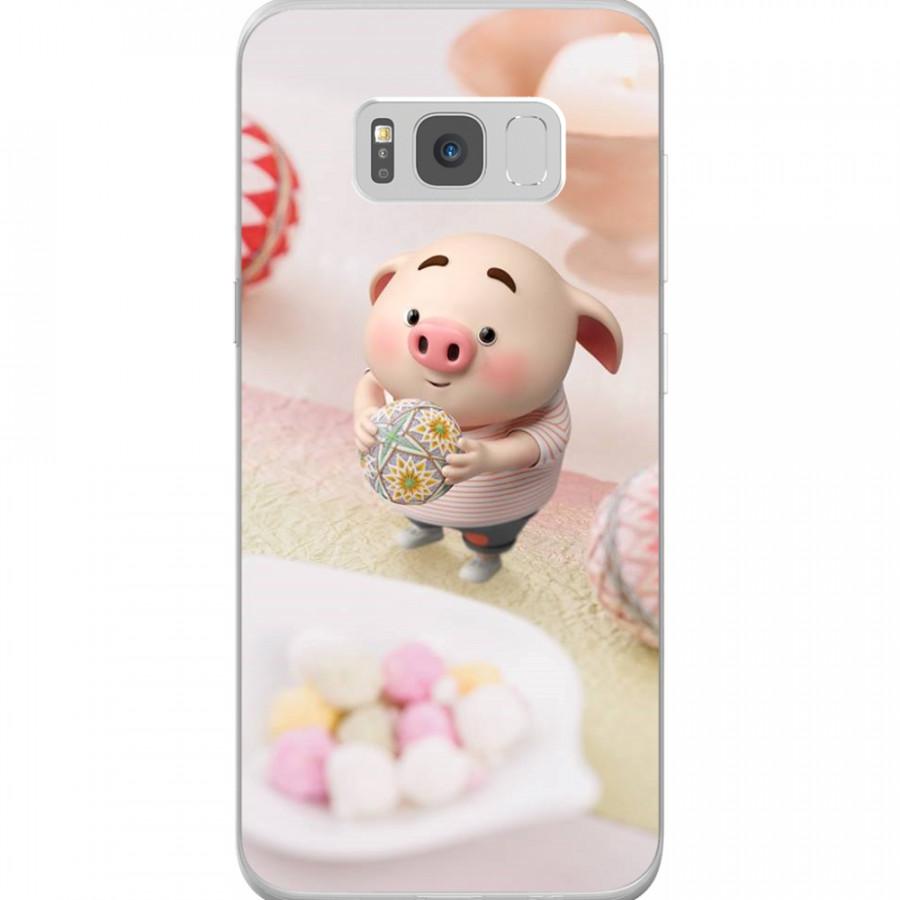 Ốp Lưng Cho Điện Thoại Samsung Galaxy S8 Plus - Mẫu aheocon 119