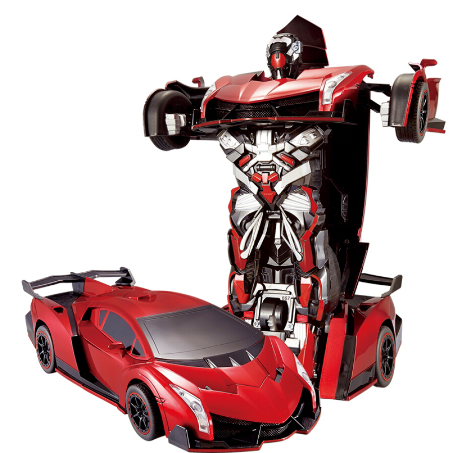 (JIAQI) TT667 Lamborghini Poison Vehicle Robot (Red) Intelligent remote control a key Transformers puzzle car toy - 2015209 , 8729170802130 , 62_10447530 , 894000 , JIAQI-TT667-Lamborghini-Poison-Vehicle-Robot-Red-Intelligent-remote-control-a-key-Transformers-puzzle-car-toy-62_10447530 , tiki.vn , (JIAQI) TT667 Lamborghini Poison Vehicle Robot (Red) Intelligent re