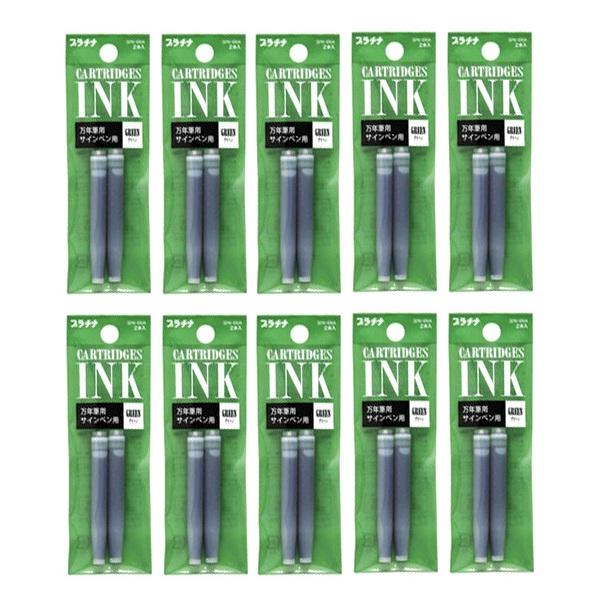 Combo 10 túi ống mực Platinum cho bút Preppy Nhật Bản và các dòng bút máy hãng Platinum - 1099106 , 9868968887252 , 62_6885685 , 250000 , Combo-10-tui-ong-muc-Platinum-cho-but-Preppy-Nhat-Ban-va-cac-dong-but-may-hang-Platinum-62_6885685 , tiki.vn , Combo 10 túi ống mực Platinum cho bút Preppy Nhật Bản và các dòng bút máy hãng Platinum