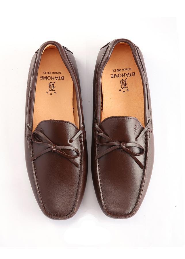 Giày lười nam Btahome Driving Shoes MD6 001-2