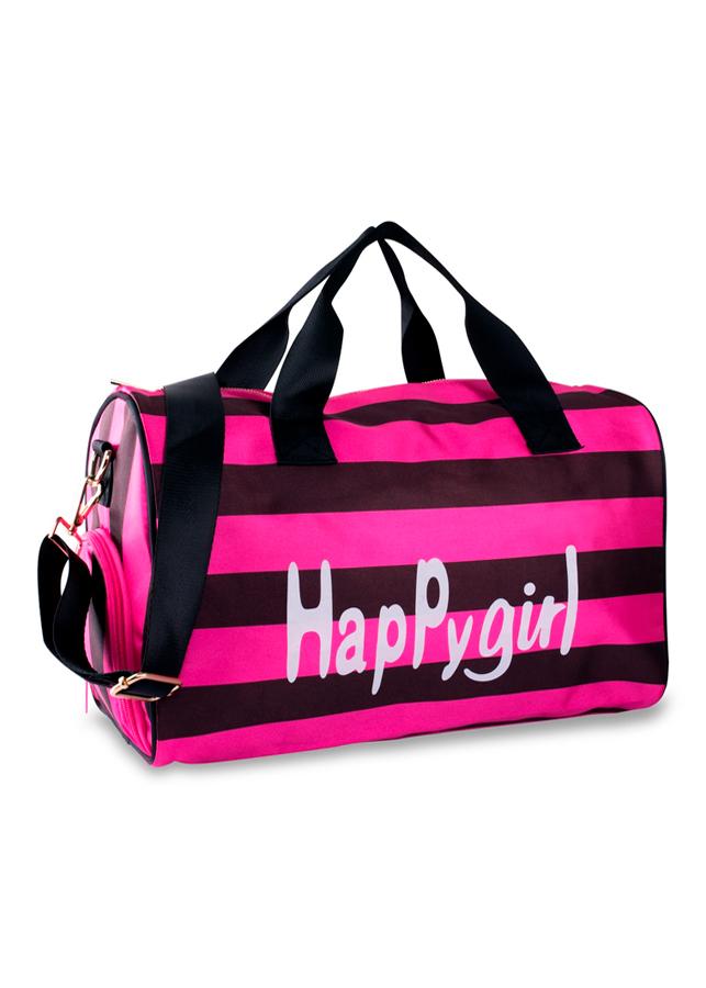 Túi Trống, Túi Du Lịch Thể Thao Happy Girl Chống Thấm