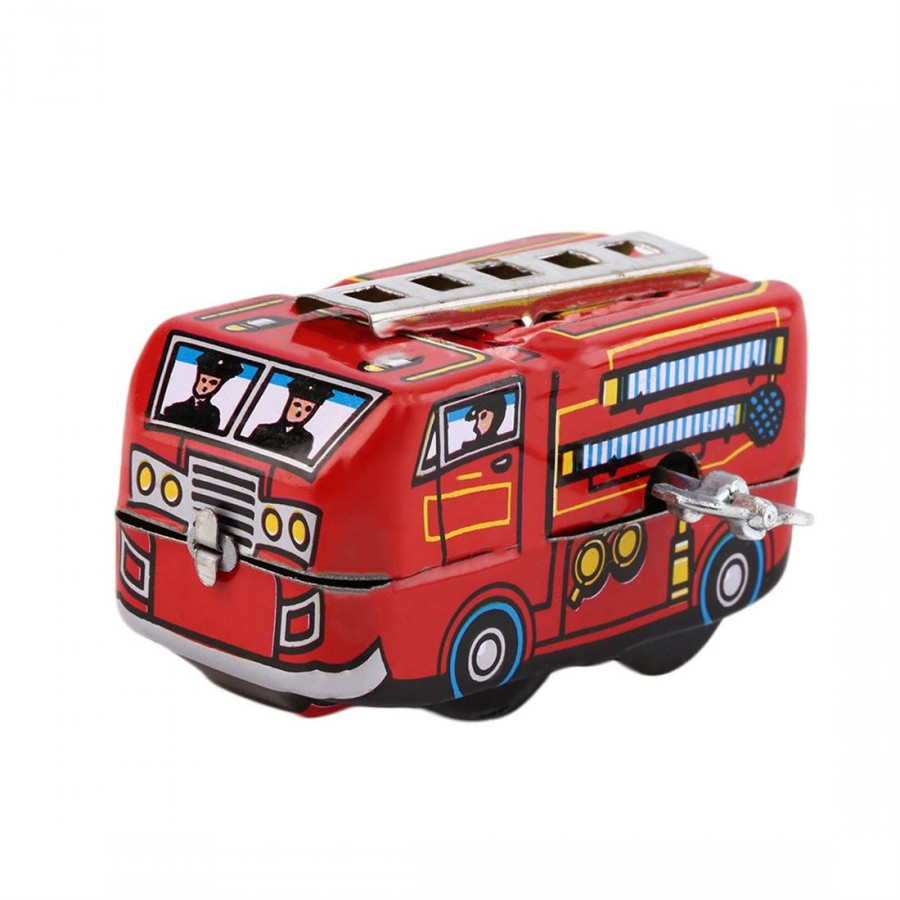 Ms261 Iron Toy Truck