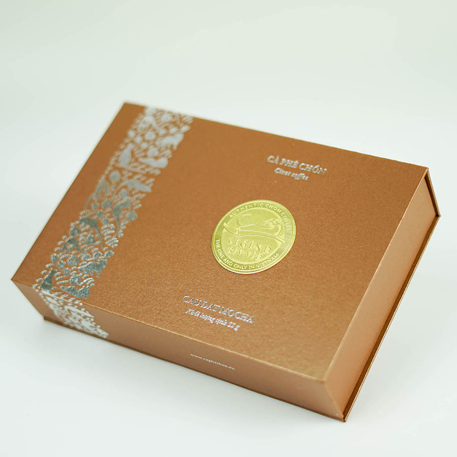 Cà phê Mocha Chồn Legend Revived – Hộp giấy Mĩ Thuật 51G - 1203628 , 1943479605088 , 62_7677143 , 740000 , Ca-phe-Mocha-Chon-Legend-Revived-Hop-giay-Mi-Thuat-51G-62_7677143 , tiki.vn , Cà phê Mocha Chồn Legend Revived – Hộp giấy Mĩ Thuật 51G