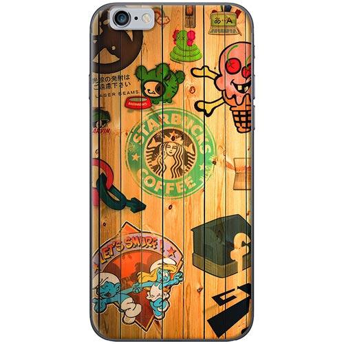 Ốp Lưng Hình Café Dành Cho iPhone 6 Plus / 6s Plus