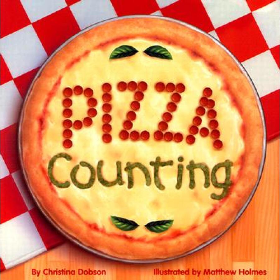 Pizza Counting - 1226087 , 6314443471971 , 62_5238311 , 178000 , Pizza-Counting-62_5238311 , tiki.vn , Pizza Counting