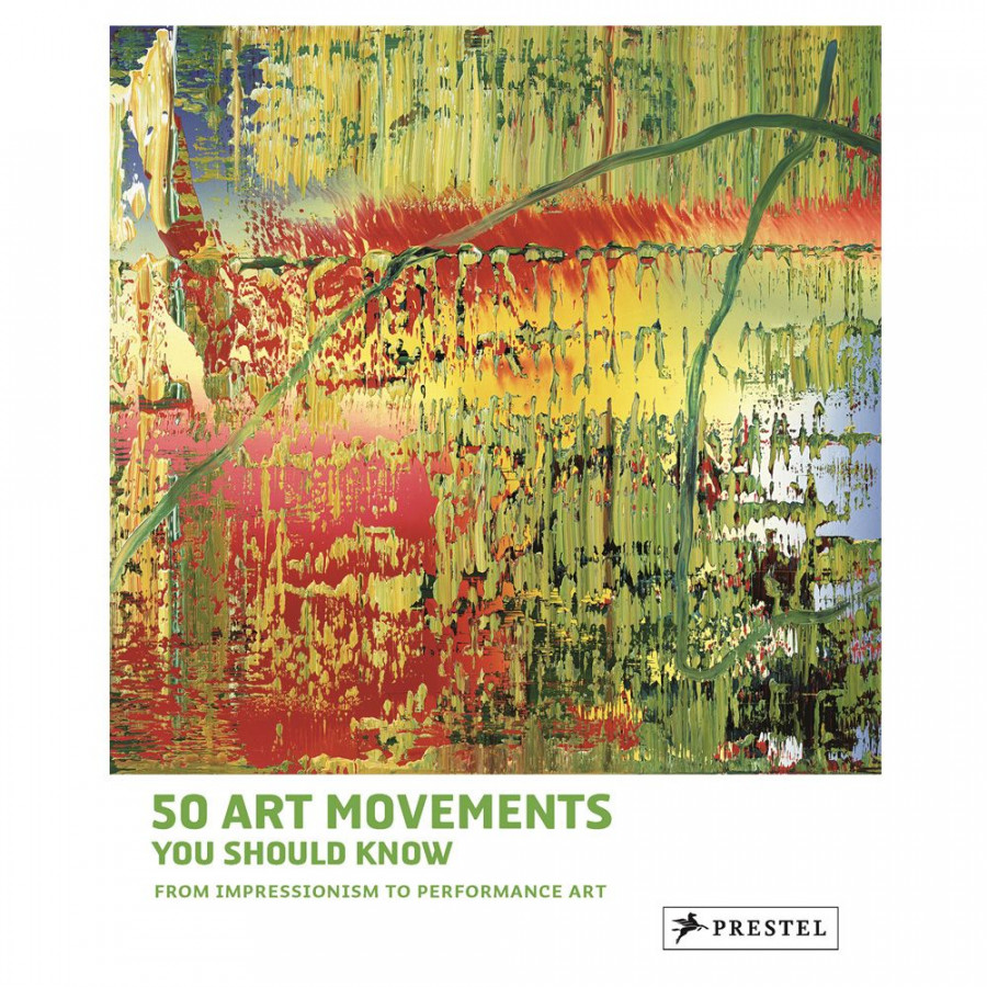 50 Art Movements You Should Know:From Impressionism To Performance Art