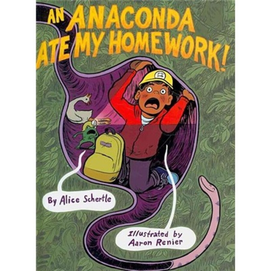 An Anaconda Ate My Homework