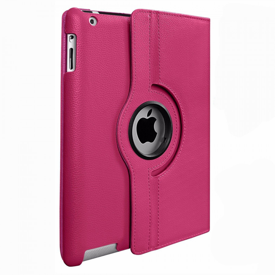 360 Degree Rotating Stand Pu Leather Case Cover For Apple iPad2 iPad3 iPad4 - 8063604 , 2484190829593 , 62_15928010 , 184500 , 360-Degree-Rotating-Stand-Pu-Leather-Case-Cover-For-Apple-iPad2-iPad3-iPad4-62_15928010 , tiki.vn , 360 Degree Rotating Stand Pu Leather Case Cover For Apple iPad2 iPad3 iPad4